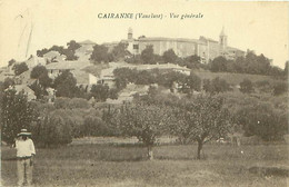 CPA - CAIRANNE - VUE GÉNÉRALE - Otros Municipios