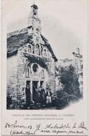 CPA Dos Précurseur Aubéric Près Saint Bonnet (05) La Chapelle Saint Grégoire (des Poupées)  Champsaur Art Populaire - Otros Municipios