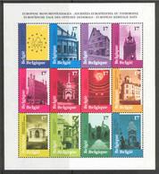 Blok 77** TOURISME Les Journées Européennes Du Patrimoine 2763/74** Monumentendagen Postfris - Bloques 1962-....