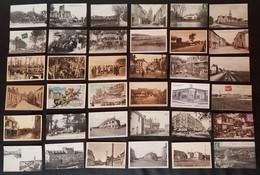 LOT DE 72 CARTES POSTALES ( TOUTES VISIBLES ) VILLAGES ,SCENES DE VIE, NU ,ETC   EXCELLENT ETAT - 5 - 99 Postkaarten