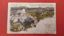 GRUSS Vom HANSENHAUS Bei Marburg 1902 - Marburg