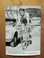 Cyclisme - Photo Presse BIC : Johnny SCHLECK - Wielrennen