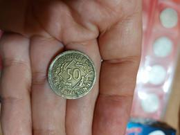 Germany Weimar 50 Rentenpfennig 1924 G - 50 Rentenpfennig & 50 Reichspfennig