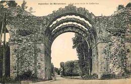 28 - Maintenon - Aqueduc De Maintenon - Vue Prise Route De Gallardon - CPA - Voir Scans Recto-Verso - Maintenon