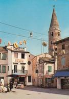 CAORLE-VENEZIA-SCORCIO CAMPANILE-CARTOLINA VERA FOTOGRAFIA-VIAGGIATA IL 14-8-196817-6-1975 - Venezia (Venedig)