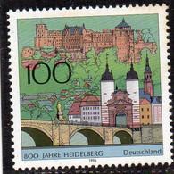 1996  B.R.D.  Mi  N° 1868  **  MNH -  NEUF -  POSTFRISCH - Unused Stamps