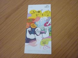 Stop Bullying Greek ELTA Hellenic Post Advertising Booklet Brochure Leaflet - Other