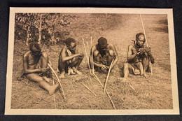 N°49 - Ruanda.Fabricants D'arcs (Abatanasi) - Jos.Dardenne. Série N°1 Luxe - Nels - Ruanda-Urundi