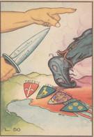 4 NOVEMBRE 1918 - TRIESTE - ISTRIA - FIUME - DALMAZIA - Trieste
