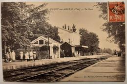 8 - Puget-sur-Argens - La Gare - Sonstige Gemeinden