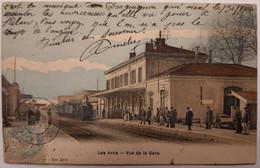LES ARCS - Vue De La Gare - Les Arcs