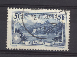 0ch  0641 -  Suisse  :  Mi  227  (o) - Gebruikt