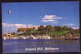 AK 004181 USA - Maryland - Baltimore - Federal Hill - Baltimore