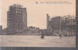 Ypres - Grand'Place, Ruines Des Halles (Côté Est) - Ieper