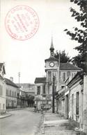 """/ CPSM FRANCE 95 """"Margency, La Mairie"""" - Villiers Le Bel"""