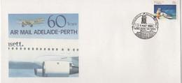 Australia PMF 1A 1989 Adelaide Philatelic Sales Centre, Souvenir Cover - Marcofilie