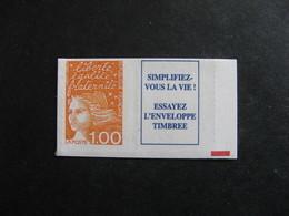 TB  N° 3101a , Avec Vignette, Neuf XX. - Nuevos