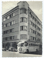 BRUXELLES - Hôtel Du Pélican - Beau Cliché Avec AUTOBUS (1961) > Vente Directe X - Pubs, Hotels, Restaurants