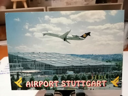 FLUGHAFEN AIRPORT STUTTGART - Aerodromes