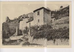 CPA-05-Hautes Alpes- SERRES- Le Rocher Pointu- - Otros Municipios