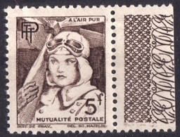 1946 Bienfaisance Des PTT N** 50 - Other