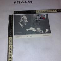 FB6048 FAGAGNA UDINE 1995 TIMBRO TARGHETTA 1'' ESPOS. DI CORRISPONDENZA RADIOAMATORIALE 100 ANNI DI RADIO MARCONI - 1991-00: Marcofilie
