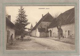 CPA - (39) CHISSEY  - Aspect De L'arrivée Au Bourg En 1918 - Otros Municipios