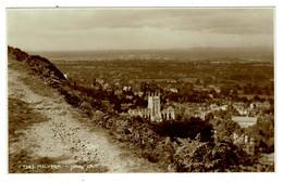 Ref 1479 - Judges Real Photo Postcard - Malvern Worcestershire - Worcestershire