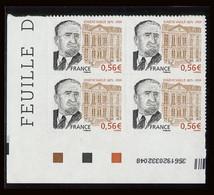 FRANCE Adhésif Année 2009 N° 369 Eugène VAILLE - Luchtpost