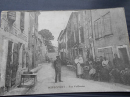 88 Mirecourt Rue Vuillaume  Brocanteur Devoivre - Mirecourt
