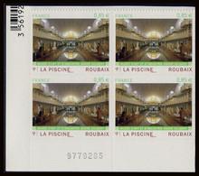 """FRANCE Adhésif Année 2010 N° 467 Art """"La Piscine"""" Musée D'Art Et D'Industrie André DILIGENT à Roubaix - Luchtpost"""