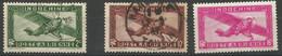 Indochine 05 - 1933-38/1944  PA N°2/4/17 - Airmail