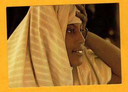 Mauritanie   Femme Maure Du Rkiz Hadh Occidental   Edt   Trans-express  N° 3 - Mauritania