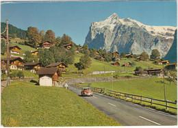 Grindelwald: AUTO-UNION (DKW) 1000 - Wetterhorn - (Suisse/Schweiz) - Passenger Cars