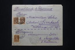 U.R.S.S. - Enveloppe De Moscou Pour L 'Allemagne En 1925 - L 91881 - Brieven En Documenten