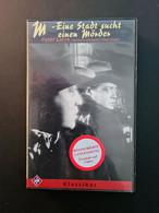 Fritz Lang: M – Eine Stadt Sucht Einen Mörder, 1931, Ufa-Klassiker, Rest. Fassung - Classic