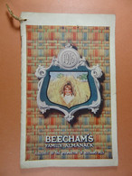Beecham's Family Almanack 1916 (32 Pages Format 12 Cm X 18,5 Cm) - Other