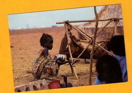 Mauritanie  La Vie Sous La Tente       Edt    Graphilito  N° - Mauritania