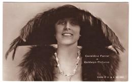 Geraldine Farrar Norwegian Edition - Attori