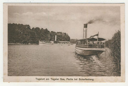 Berlin - Tegelort Am Tegeler See, Partie Bei Scharfenberg - Otros