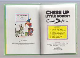 Noddy Book 20 - Cheer Up Little Noddy Enid Blyton 1960 1st Edition Half Price-Limited Time! - Libri Illustrati