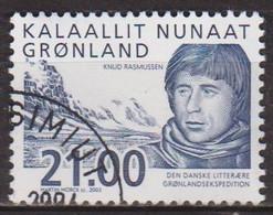 Expéditions Polaires - GROENLAND - Knud Rasmussen - N° 376 - 2003 - Gebraucht