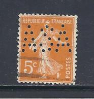 Y & T  N°  158  Perforé   A S A  182   Ind  5  (26§07) - Gezähnt (Perforiert/Gezähnt)