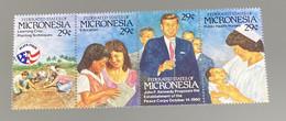 Micronesia 1992 Education Kennedy Nurse - Micronesia
