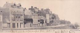 ¤¤  - SAINT-VALERY-sur-SOMME  - Carte Panoramique  -  Le Quai Blavet   -   ¤¤ - Saint Valery Sur Somme