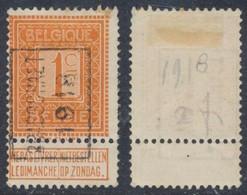 """Pellens - N°108 Préo """"Brasschaet 1918"""" Position A Incomplet. Cote 10e + / Collection Spécialisée. - Rollini 1910-19"""