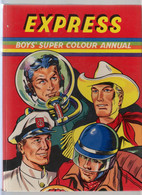 Express Super Colour Annual 1960 - Clean Pages Half Price-Limited Time - Annuali