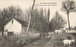 94 L HAY LES ROSES #21871 BORDS DE BIEVRE CHEVRE - L'Hay Les Roses