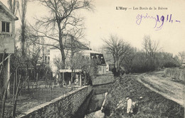 94 L HAY LES ROSES #21872 BORDS DE BIEVRE - L'Hay Les Roses
