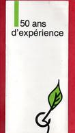 ÉTABLISSEMENT HORTICOLE SCHUPISSER . 50 ANS D'EXPÉRIENCE . 1986 - Réf. N°111P - - B. Bloemplanten & Bloemen